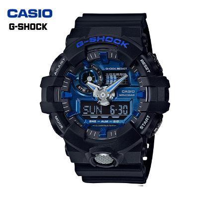 【キャッシュレス5%還元店】カシオ 腕時計 CASIO G-SHOCK メンズ GA-710-1A2JF 2017年2月発売モデル【送料無料】【KK9N0D18P】