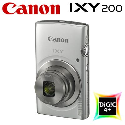送料無料 代引き手数料無料 即納 キヤノン コンパクトデジタルカメラ IXY 国産品 200 デジカメ 希望者のみラッピング無料 シルバー イクシー 1807C001 IXY200-SL KK9N0D18P コンデジ