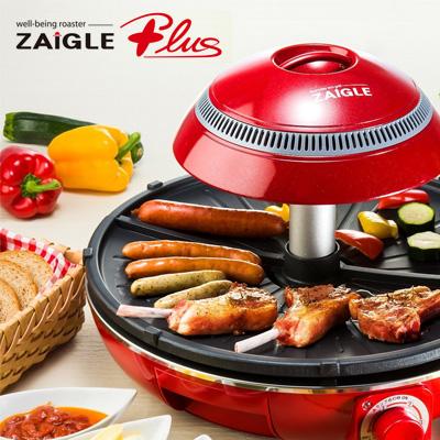 ザイグル 赤外線サークルロースター ホットプレート ザイグルプラス JAPAN-ZAIGLE-PLUS 【送料無料】【KK9N0D18P】