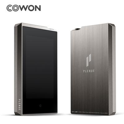 PLENUE M2 ポータブルオーディオプレーヤー ハイレゾ対応 128GB COWON Platinum Silver PM2-128G-SL 【送料無料】【KK9N0D18P】