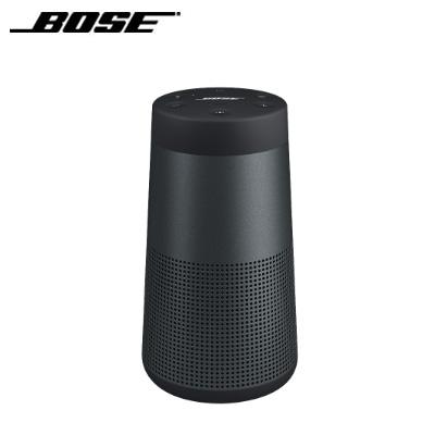 【キャッシュレス5%還元店】Bose ワイヤレス スピーカー SoundLink Revolve Bluetooth speaker 360°サウンド 防滴 SoundLinkRevolveBLK トリプルブラック【送料無料】【KK9N0D18P】