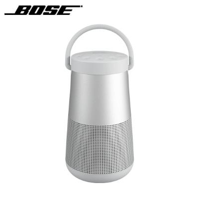 【キャッシュレス5%還元店】Bose ワイヤレス スピーカー SoundLink Revolve+ Bluetooth speaker 360°サウンド 防滴 SoundLinkRevolvePGRY ラックスグレー【送料無料】【KK9N0D18P】