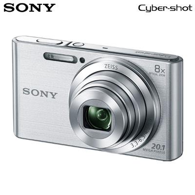 【キャッシュレス5%還元店】ソニー デジタルカメラ サイバーショット デジタルスチルカメラ DSC-W830【送料無料】【KK9N0D18P】