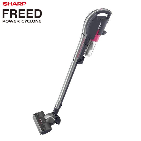 シャープ 掃除機 サイクロン式 シャープ サイクロン式 FREED コードレスサイクロンタイプ スティッククリーナー 掃除機 EC-SX530-P ピンク系【送料無料】【KK9N0D18P】, オーバーラグ:14e81f59 --- nem-okna62.ru