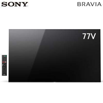 【配送&設置無料】ソニー 77V型 4K対応 HDR X1Extreme対応 有機ELテレビ ブラビア A1シリーズ KJ-77A1【送料無料】【KK9N0D18P】