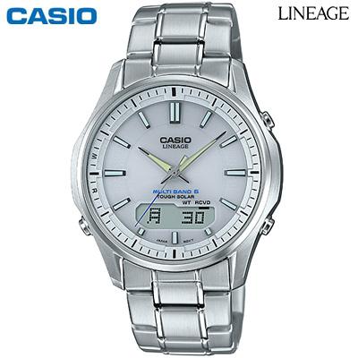 【キャッシュレス5%還元店】カシオ 腕時計 CASIO LINEAGE メンズ LCW-M100DE-7AJF 2017年8月発売モデル 【送料無料】【KK9N0D18P】