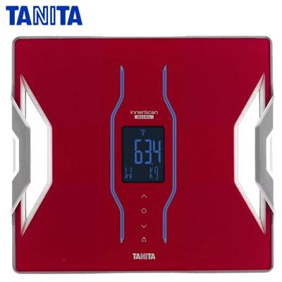 タニタ デュアルタイプ体組成計 インナースキャンデュアル RD906-RD レッド【送料無料】【KK9N0D18P】