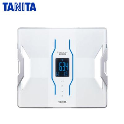 タニタ デュアルタイプ体組成計 インナースキャンデュアル RD906-WH ホワイト【送料無料】【KK9N0D18P】