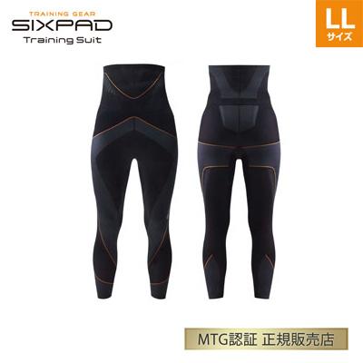 【即納】【キャッシュレス5%還元店】正規品 MTG シックスパッド トレーニングスーツ ハイウエストタイツ LLサイズ SIXPAD Training Suit HighWaistTights SP-TH2223F-LL【送料無料】【KK9N0D18P】