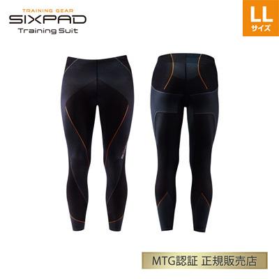 【即納】正規品 MTG シックスパッド トレーニングスーツ タイツ LLサイズ SIXPAD Training Suit Tights SP-TT2224-F-LL【送料無料】【KK9N0D18P】