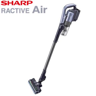 シャープ 掃除機 コードレススティッククリーナー ラクティブ エア EC-AR2S-V バイオレット系 RACTIVE Air【送料無料】【KK9N0D18P】