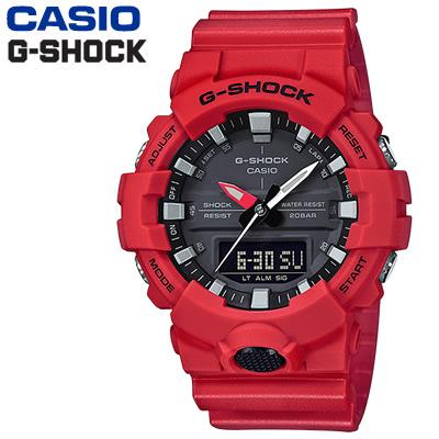 【キャッシュレス5%還元店】カシオ 腕時計 CASIO G-SHOCK メンズ GA-800-4AJF【送料無料】【KK9N0D18P】
