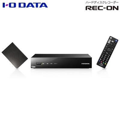 IODATA ハードディスクレコーダー REC-ON レックオン 1TB HDD内蔵 3番組同時録画対応 HVTR-T3HD1T【送料無料】【KK9N0D18P】