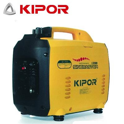 キポー KIPOR インバーター発電機 定格出力 2.3kVA IG2300 【送料無料】【KK9N0D18P】