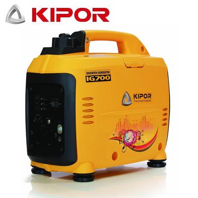 キポー KIPOR インバーター発電機 定格出力 700VA IG700 【送料無料】【KK9N0D18P】