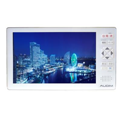 KAIHOU ラジオ 5.0型 液晶ディスプレイ フルセグTV搭載 KH-TVR500