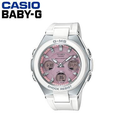 【キャッシュレス5%還元店】カシオ 腕時計 CASIO BABY-G レディース MSG-W100-7A3JF 2018年2月発売モデル【送料無料】【KK9N0D18P】