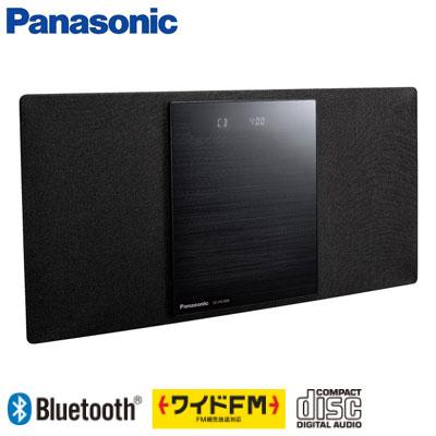 パナソニック コンパクトステレオシステム ミニコンポ SC-HC400-K ブラック【送料無料】【KK9N0D18P】