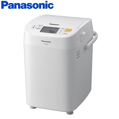 パナソニック 1斤タイプ ホームベーカリー SD-MB1-W ホワイト【送料無料】【KK9N0D18P】