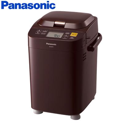 パナソニック 1斤タイプ ホームベーカリー SD-MT1-T ブラウン【KK9N0D18P】