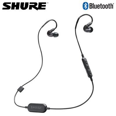 シュア SE215-K-BT1-A ワイヤレス イヤホン SE215 WIRELESS Bluetooth SE215KBT1A トランスルーセントブラック 【送料無料】【KK9N0D18P】