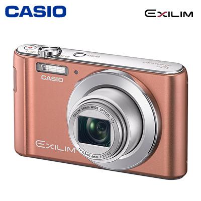 カシオ コンパクトデジタルカメラ STANDARD EXILIM EX-ZS260 エクシリム デジカメ コンデジ EX-ZS260BN ブラウン 【送料無料】【KK9N0D18P】