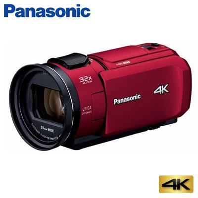 パナソニック パナソニック デジタルビデオカメラ 4K 64GB HC-VX1M-R レッド HC-VX1M-R【送料無料】【KK9N0D18P 4K】, ジュエリー 11時のティータイム:cbc33d02 --- garagemastertech.ca