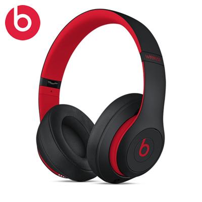 beats by dr.dre ヘッドホン オーバーイヤーヘッドフォン Beats Studio3 Wireless MRQ82PAA レジスタンス・ブラックレッド MRQ82PA/A【送料無料】【KK9N0D18P】