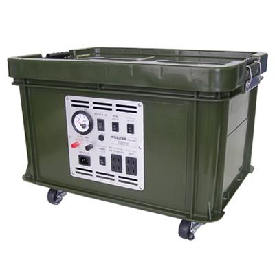 【キャッシュレス5%還元店】桐生 1200Wh 家庭用蓄電池 TDS-1205 KIRYU【送料無料】【KK9N0D18P】