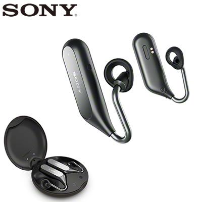フルワイヤレスイヤホン ソニー [左右分離タイプ /Bluetooth] ゴールド 【送料無料】 Xperia Ear Duo XEA20JP