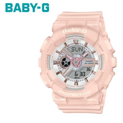 【キャッシュレス5%還元店】【正規販売店】カシオ 腕時計 CASIO BABY-G レディース BA-110RG-4AJF 2018年11月発売モデル【送料無料】【KK9N0D18P】
