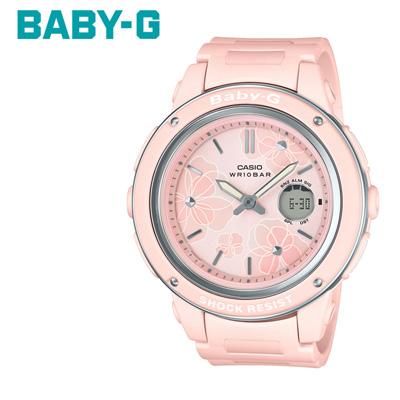 【キャッシュレス5%還元店】【正規販売店】カシオ 腕時計 CASIO BABY-G レディース BGA-150FL-4AJF 2018年10月発売モデル【送料無料】【KK9N0D18P】