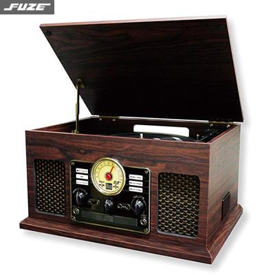 フューズ Bluetooth対応 クラッシックレコードプレーヤー CLS50 FUZE【送料無料】【KK9N0D18P】