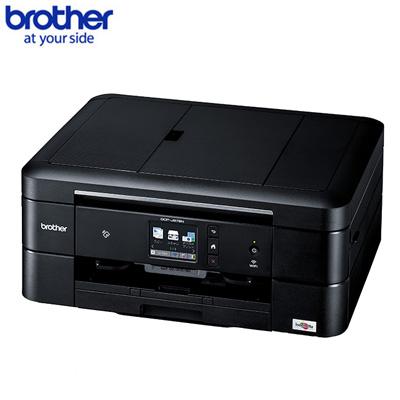 ブラザー A4 カラー インクジェットプリンター 複合機 DCP-J978N-B【送料無料】【KK9N0D18P】
