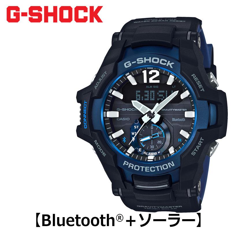 【正規販売店】カシオ 腕時計 CASIO G-SHOCK メンズ GR-B100-1A2JF 2018年7月発売モデル【送料無料】【KK9N0D18P】