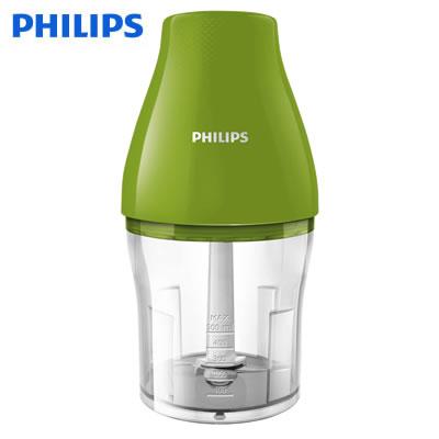 フィリップス フードプロセッサー マルチチョッパー HR2507/15 HR2507-15 グリーン【送料無料】【KK9N0D18P】