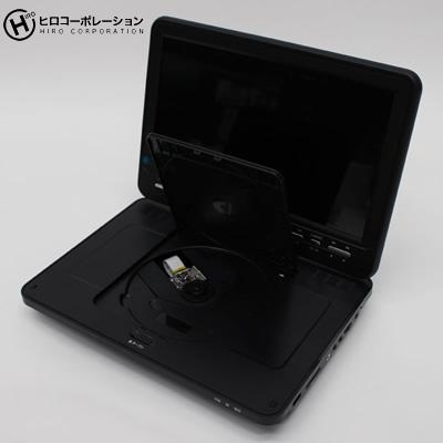 ヒロ・コーポレーション 10.1インチ フルセグ搭載 ポータブルDVDプレーヤー HTA-PD10FS【送料無料】【KK9N0D18P】