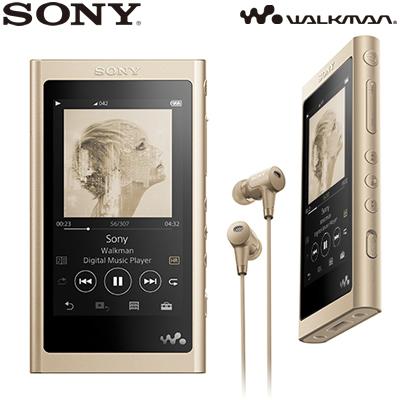 【キャッシュレス5%還元店】ソニー ウォークマン Aシリーズ NW-A50シリーズ 16GB NW-A55HN-N ペールゴールド 2018年モデル SONY WALKMAN【送料無料】【KK9N0D18P】