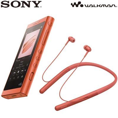 ソニー ウォークマン Aシリーズ NW-A50シリーズ 16GB WI-H700同梱モデル NW-A55WI-R トワイライトレッド 2018年モデル SONY WALKMAN【送料無料】【KK9N0D18P】