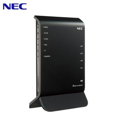 <title>代引き手数料無料 送料無料 延長保証申込可 NEC PA-WG1800HP4 11ac対応 1300 450Mbps 無線LANルーター 超激得SALE Wi-Fiルーター Aterm WG1800HP4 KK9N0D18P</title>