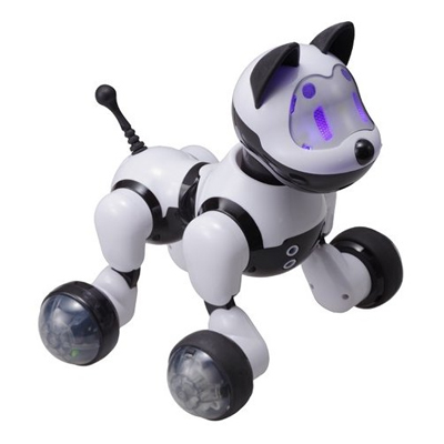 【令和 改元記念クーポン配布中! 5/7 12:59迄】キヨラカ ロボット犬 歌って踊ってわんわん 音声認識ロボット RI-W01【送料無料】【KK9N0D18P】