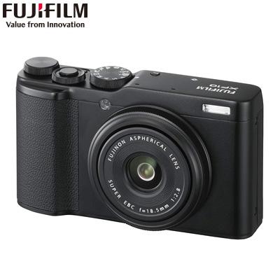 【キャッシュレス5%還元店】富士フイルム デジタルカメラ FUJIFILM XF10 XF10-B ブラック【送料無料】【KK9N0D18P】