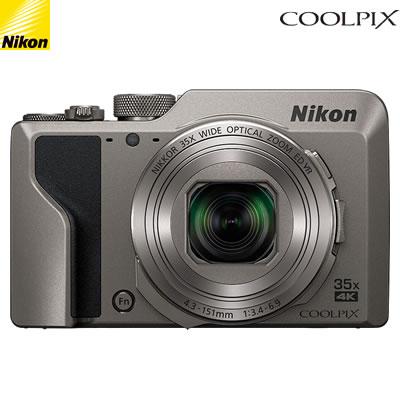 ニコン デジタルカメラ COOLPIX A1000 COOLPIX-A1000-SL シルバー【送料無料】【KK9N0D18P】