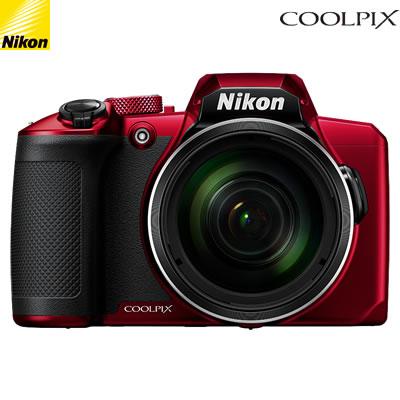 ニコン デジタルカメラ COOLPIX B600 COOLPIX-B600-RD レッド【送料無料】【KK9N0D18P】