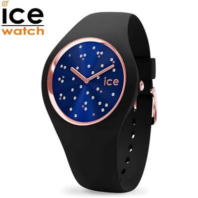 アイスウォッチ ICE-WATCH 腕時計 アイスコスモス ICE cosmos スターディープブルー スモール cosmos-016298 レディース【送料無料】【KK9N0D18P】