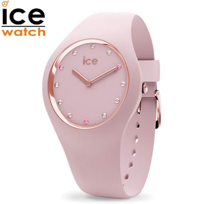 【キャッシュレス5%還元店】アイスウォッチ ICE-WATCH 腕時計 アイスコスモス ICE cosmos ピンクシェード スモール cosmos-016299 レディース【送料無料】【KK9N0D18P】