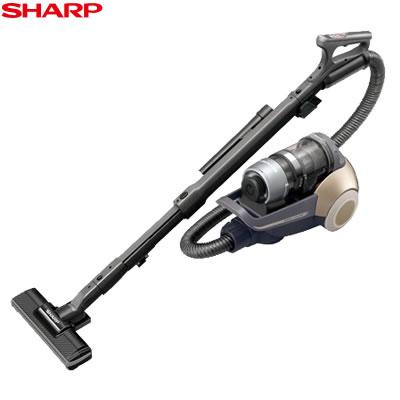シャープ 掃除機 サイクロン掃除機 EC-VS310-N ゴールド系【送料無料】【KK9N0D18P】