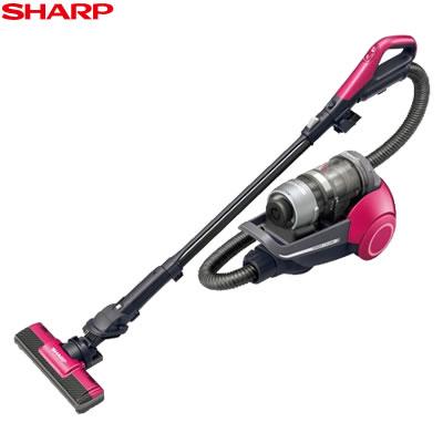 シャープ 掃除機 サイクロン掃除機 EC-VS510-P ピンク系【送料無料】【KK9N0D18P】