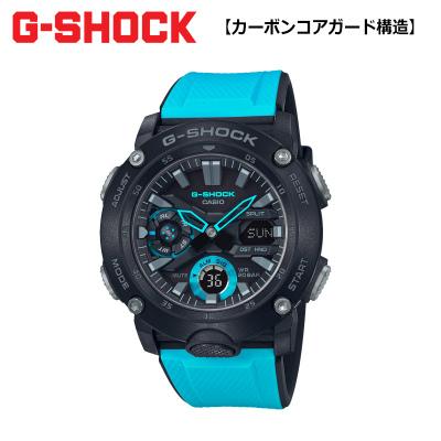 【キャッシュレス5%還元店】【正規販売店】カシオ 腕時計 CASIO G-SHOCK メンズ GA-2000-1A2JF 2019年3月発売モデル【送料無料】【KK9N0D18P】
