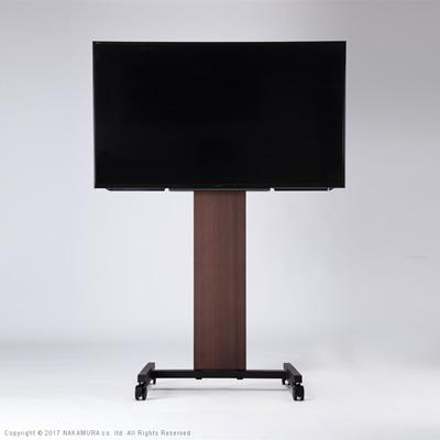 WALL ウォール 自立型TVスタンドPRO アクティブ I-3600188-WN ウォールナット マストバイ テレビスタンド【送料無料】【KK9N0D18P】